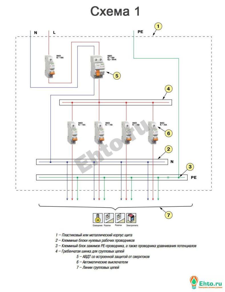 Схема подключения многоквартирного дома фото 502