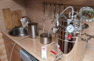 Как правильно подключить самогонный аппарат к воде схема самогонный аппарат лучший по отзывам