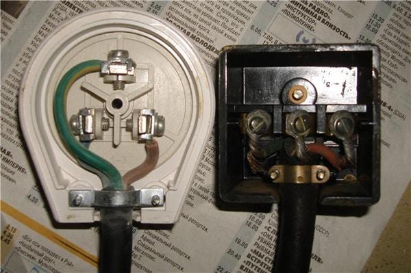 f77cdfaa82a6 Перенос розетки для электроплиты. Перенос розетки для подключения ...